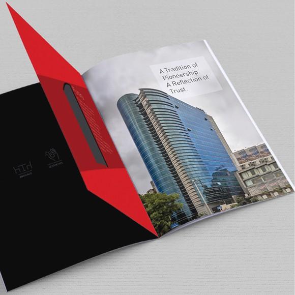 Fuso Brochure Design