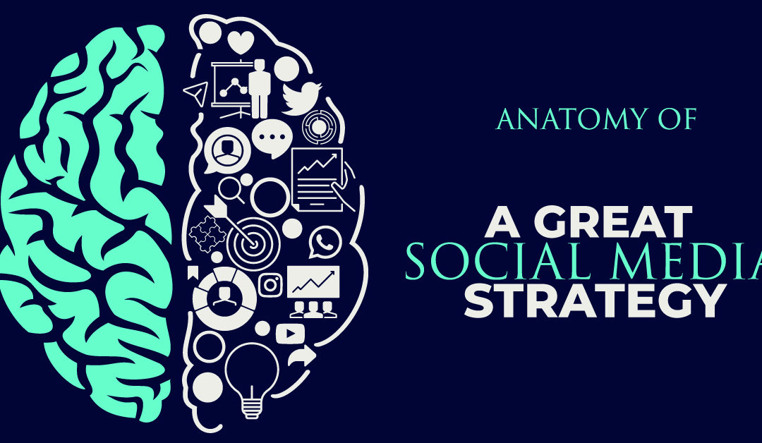Anatomy of a Great Social Media Strategy