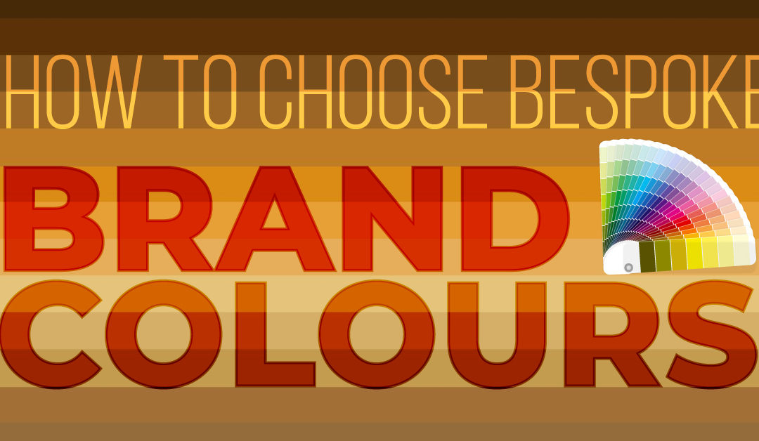 How to Choose Bespoke Brand Colours?