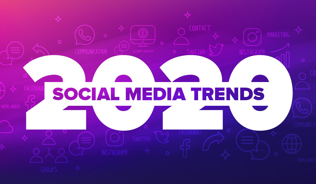 Social Media Trends You Can't Stand to Miss!